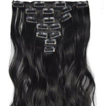20″ Wavy Clip-In Hair Extensions (55 Colors)