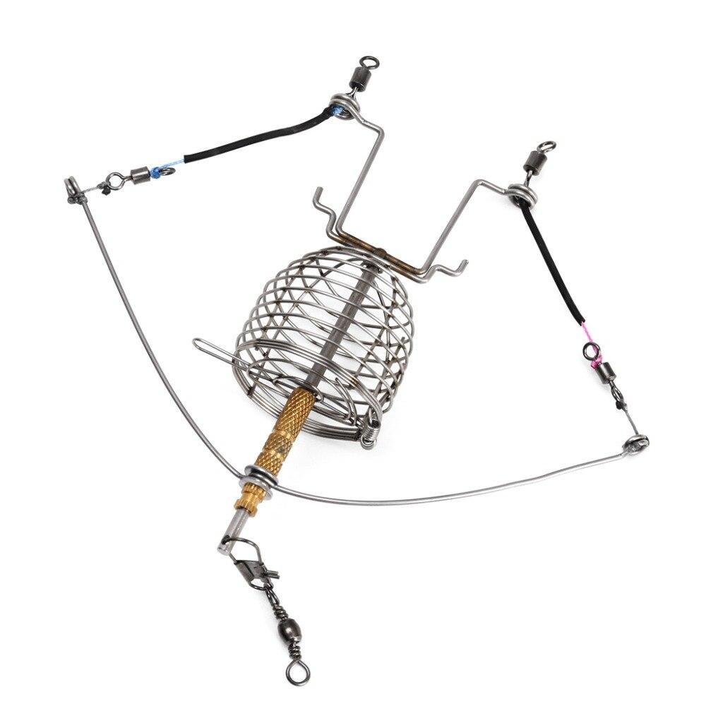 Alimentador de pesca equipamento automático multi funcional