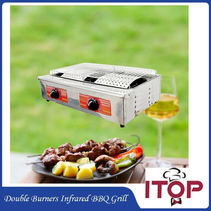 Achetez en gros gaz kebab grill en ligne des grossistes gaz kebab grill chi - Barbecue gaz infrarouge ...