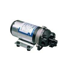 24V/12V High Pressure Water pump Micro Electric Diaphragm Pump Large Flow Self-Priming Pump DP130 free shipping qgd pump accessories screw self priming pump positive and negative wire