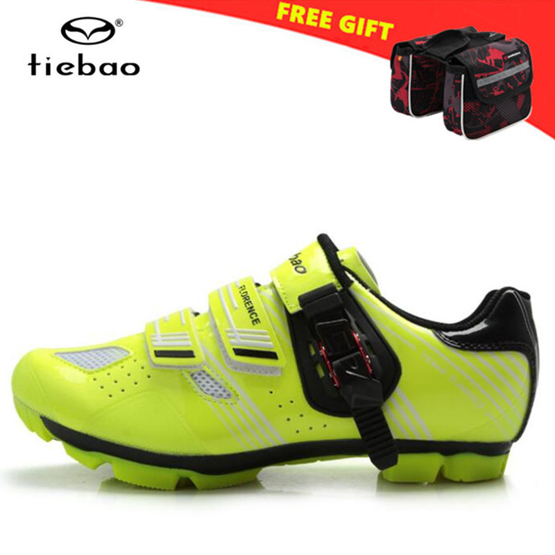 Tiebao Cycling Shoes 2018 MTB Bike Shoes Outdoor Sports Bicycle Shoes Self-Locking Athletic Racing Sneakers zapatillas ciclismo tiebao professional men bicycle shoes athletic racing mtb cycling bike mountain self locking shoes zapatillas ciclismo