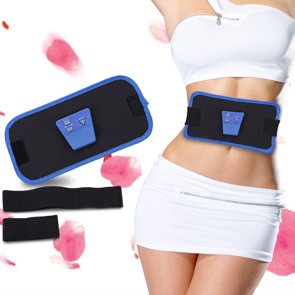 Slimming Belt Massager Fitness Front Muscle Arm Leg Waist ...