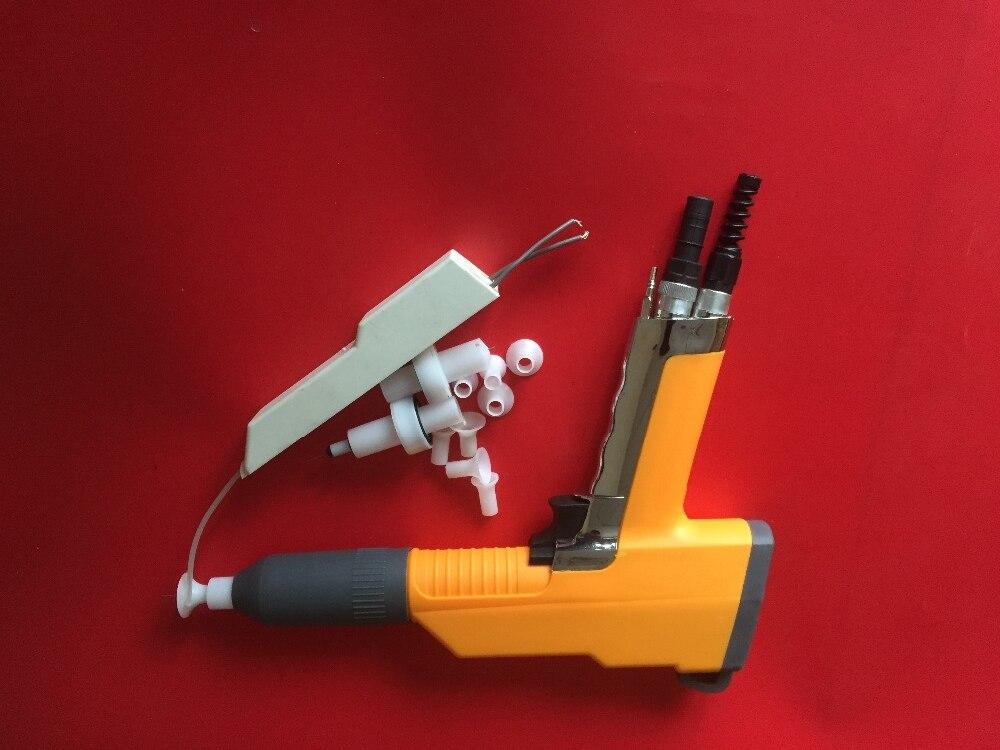 Pistolet de pulvérisation électrostatique à revêtement en poudre à sélection manuelle pour gema opti+ cascade + buse