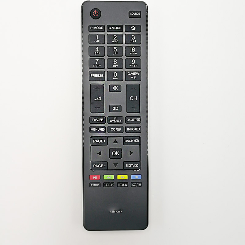 original remote control HTR-A18H for haier LE22M600F LE24M600F LE24M660F LE28H600 LE28M600 LE32M600 LE39M600F LE40M600F lcd tv телевизор haier le22m600f
