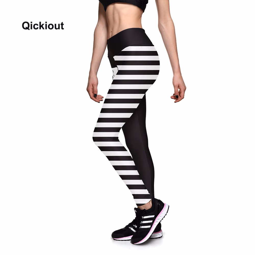 Qickitout Leggings 2017 Wholesales Product Style 3D Print Sexy Fitness Blue Cat Eyes Pants Female Clothes Ropa Mujer plus size