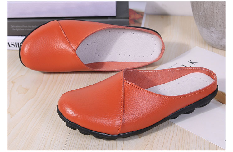 AH 9918-2018 New Women Flats Loafers Shoes-9