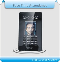 Free shipping Newest U-disk download data Facial Recognition Face Detection Time Recording Attendance System /Free Software