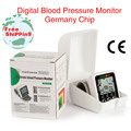 New Health Care Germany Chip Automatic Wrist Digital Blood Pressure Monitor Tonometer Meter for Measuring And Pulse Rate MBO-37