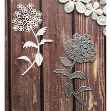 YaMinSanNiO Flower Metal Cutting Dies New 2019 for Scrapbooking Card Making Embossing Stencil Diecut Paper Craft