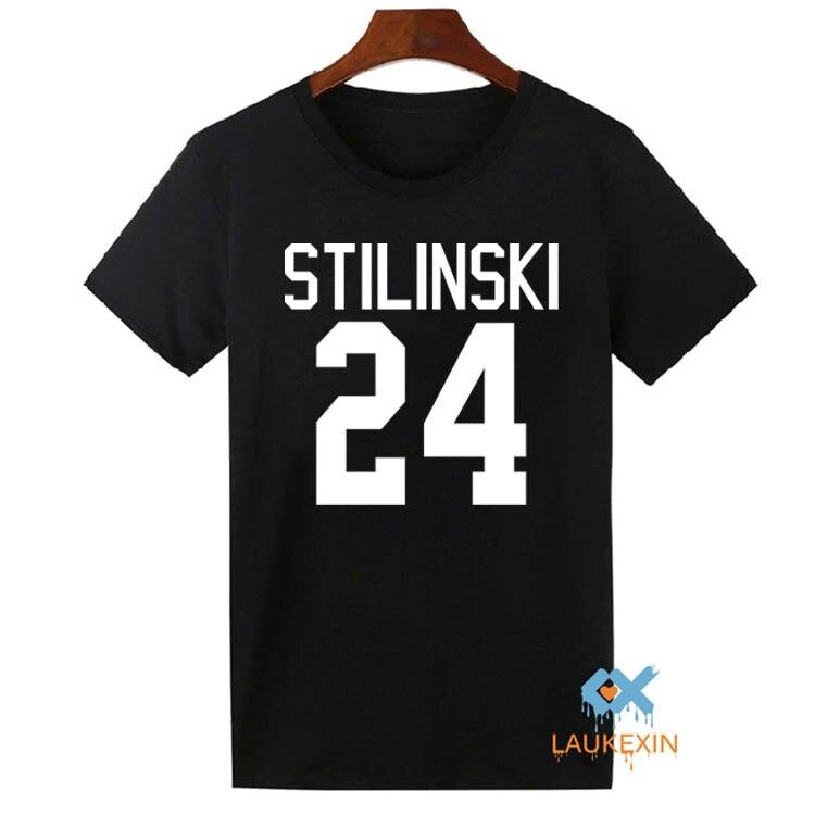 TV Teen Wolf stilinski 24 T Camisas mujeres gráfico algodón Camisetas  redondo Masajeadores de cuello verano Camisetas Tees Camisas hombre mujer  más tamaño 665fdabe8afdf