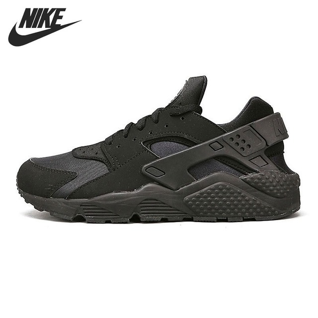 9a1250fac73d Original New Arrival 2018 NIKE Air Huarache Men s Running Shoes Sneakers-in Running  Shoes from Sports   Entertainment on Aliexpress.com