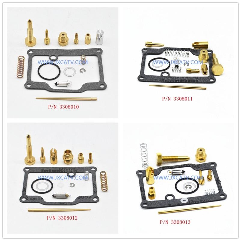 Polaris Scrambler 400 2x4//4x4 Full Carburetor Carb Rebuild Kit