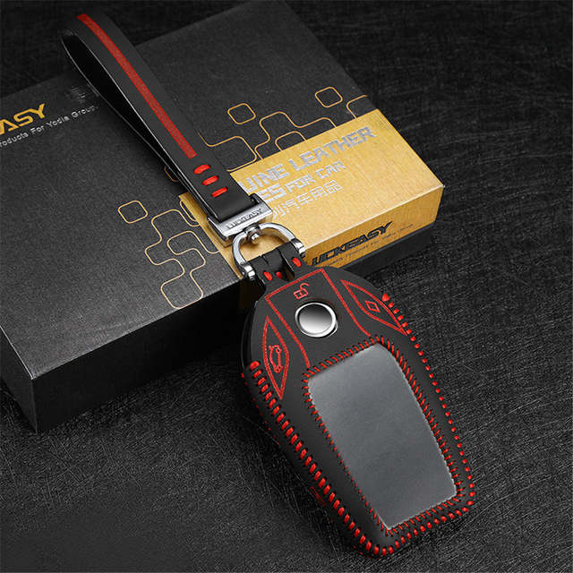 Online Shop Car Key Case For Bmw I8 Series 7 2016 2017 X7 Car Key
