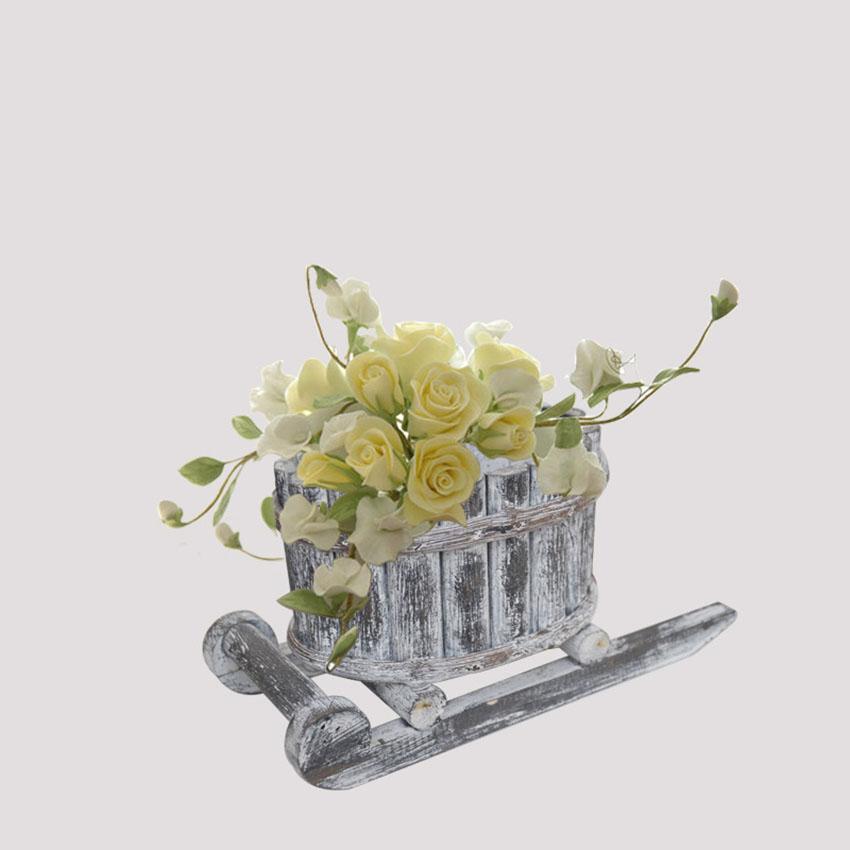 caioffer flores de madera olla jardn decoracin de mini vasos de suculentas cxb maceteros planta bonsai