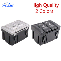YAOPEI New 2 colors 6M2T 19K314 AC 6M2T19K314AC Silver Seat Heating Button Control Switch For Ford mondeo MK4