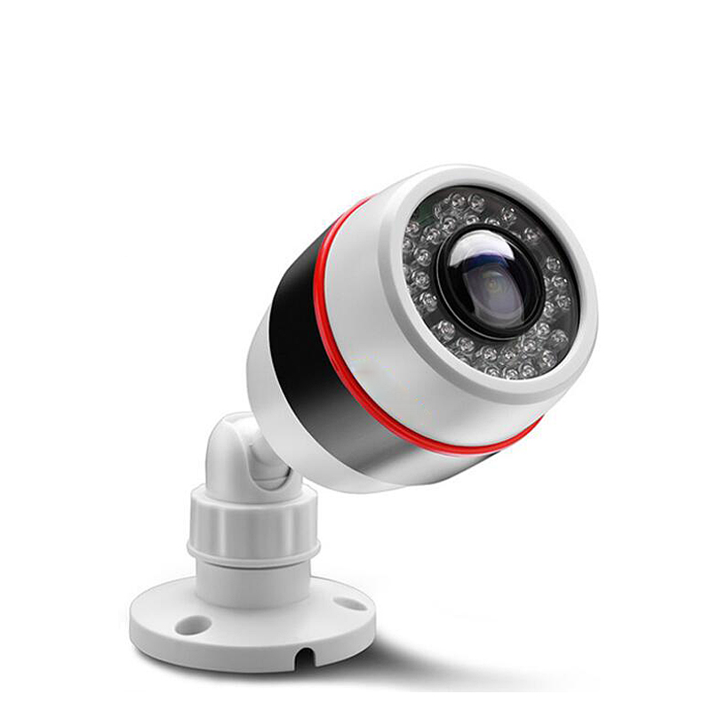 Super wide Angle Panorama AHD 720P 1080P 1MP 2 0MP CCTV CAMERA 1 7MM Fisheye Lens 3D ball effect Night Vision Waterproof Outdoor in Surveillance Cameras from Security Protection