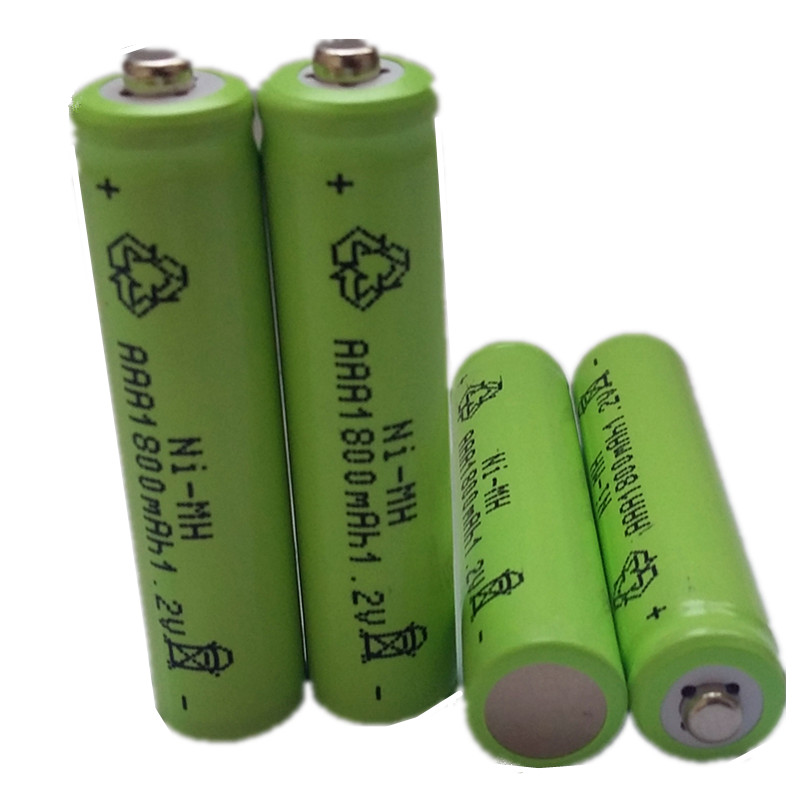 DING LI SHI JIA 12pcs <font><b>AAA</b></font> <font><b>1800mAh</b></font> 1.2 V <font><b>Rechargeable</b></font> <font><b>Battery</b></font> <font><b>NI</b></font>-<font><b>MH</b></font> <font><b>1.2V</b></font> <font><b>batteries</b></font> <font><b>Rechargeable</b></font> 3A <font><b>Battery</b></font> image