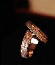 para stali tytanu pierścień