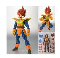 15cm Dragon Ball Z Vegeta SHF Figuarts Action Figures Collectible Toy Anime Model Kids Doll PVC
