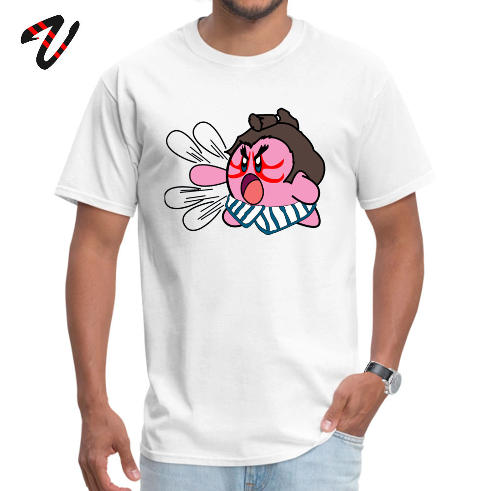 Customized E. Kirby Funny Rock Sleeve Mother Day T Shirt Cheap Round Neck Steven Universe Fabric Mens T-shirts