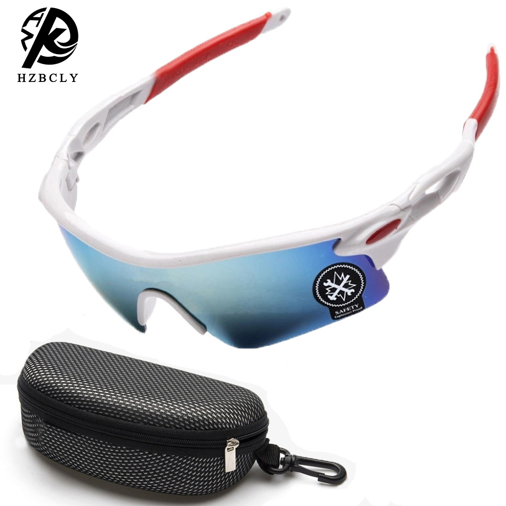 Sports Cycling Sunglasses For Men Women Kids Outdoor Goggles UV Protection Eyewear Cycling Riding Running Driving Glasses(China)
