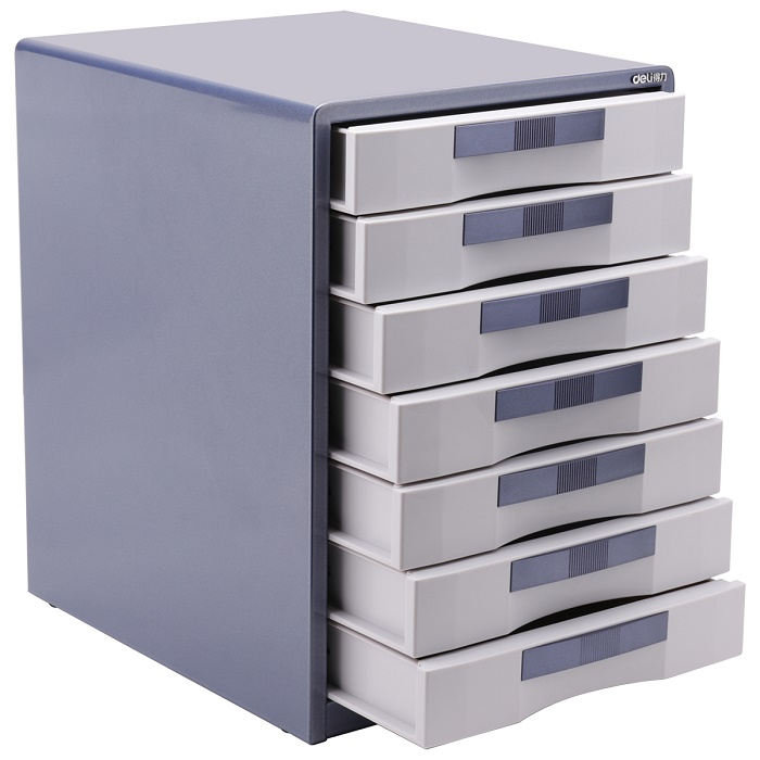 Merveilleux Deli 9703 Desktop Office File Cabinet Collate Lockable Storage Cabinets 7  Layer Metal Drawers On Aliexpress.com | Alibaba Group