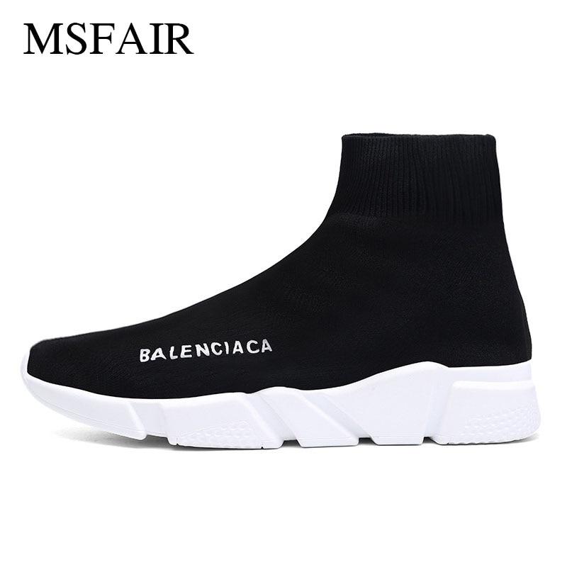 Msfair primavera 2018 calcetines mujeres zapatillas de marca Fly ...