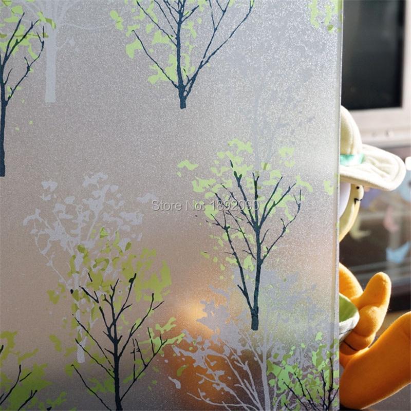 New 200x50cm Window Film One Way Mirror Silver Insulation Stickers Solar Reflective Home Decoration Supplies