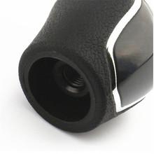 Trwała nowy 6 prędkości instrukcja Stick gałka zmiany biegów dźwignia zmiany biegów głowy piłka ręczna dla Hyundai IX35 2012 2013 2014 2015 2016 tanie tanio Wysokiej jakości tworzywo ABS 0 1 kg masy ciała Replacement