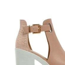 Ladies Peep Toe Sandals