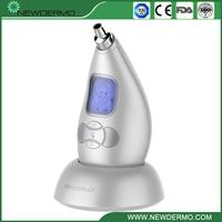 NEWDERMO Multi Function Diamond Microdermabrasion Instrument Skin Oxygen Facial Massage Peeling