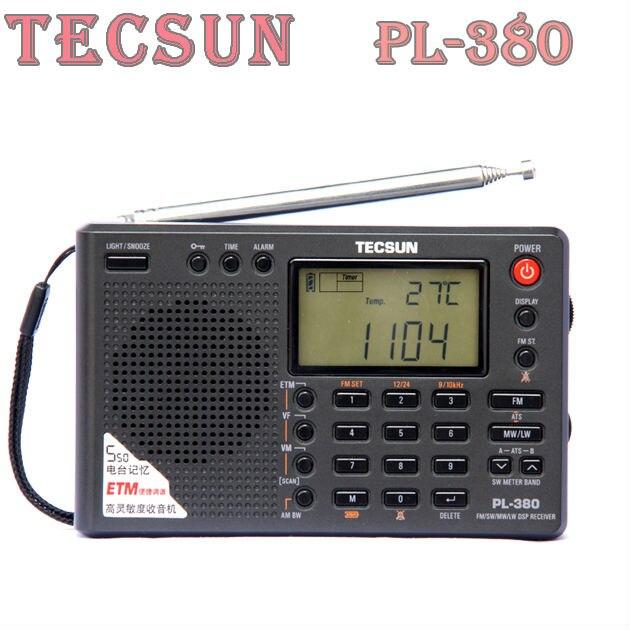 Радио Tecsun pl/380 PL380