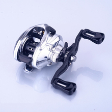 YUYU full metal Baitcasting Fishing Reel 8 1BB 3000 metal spool Drag 6 kg speed 7.2:1 Lure Reel magnetic brake Bait Casting reel