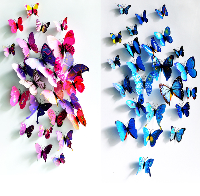 Картинки из бабочек своими руками