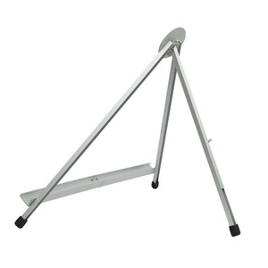 Image 3 - Conda Easel For Painting Foldable Table Easel Portable Display Aluminum Mini Easels Stand Sketch For Artist Office Display