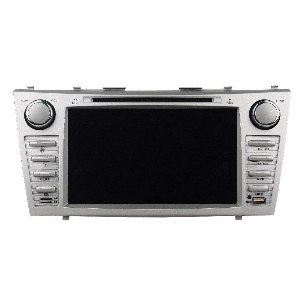 Android 8.0 octa base 4 GB RAM lecteur dvd de voiture pour TOYOTA CAMRY 2007-2011 ips écran tactile tête unités magnétophone radio