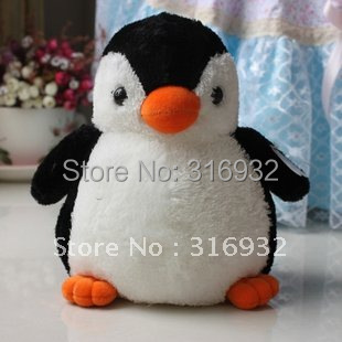 J1 Cute Tux penguin plush toy doll gift, Super Soft Plush,25CM 35CM 45CM,1 PC