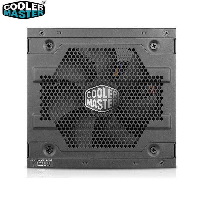 Cooler Master PC PSU Computer Voeding Nominale 500 W 500 Watt 12 cm Fan 12 V ATX PC Power supply PFC Actice Voor Spel Kantoor