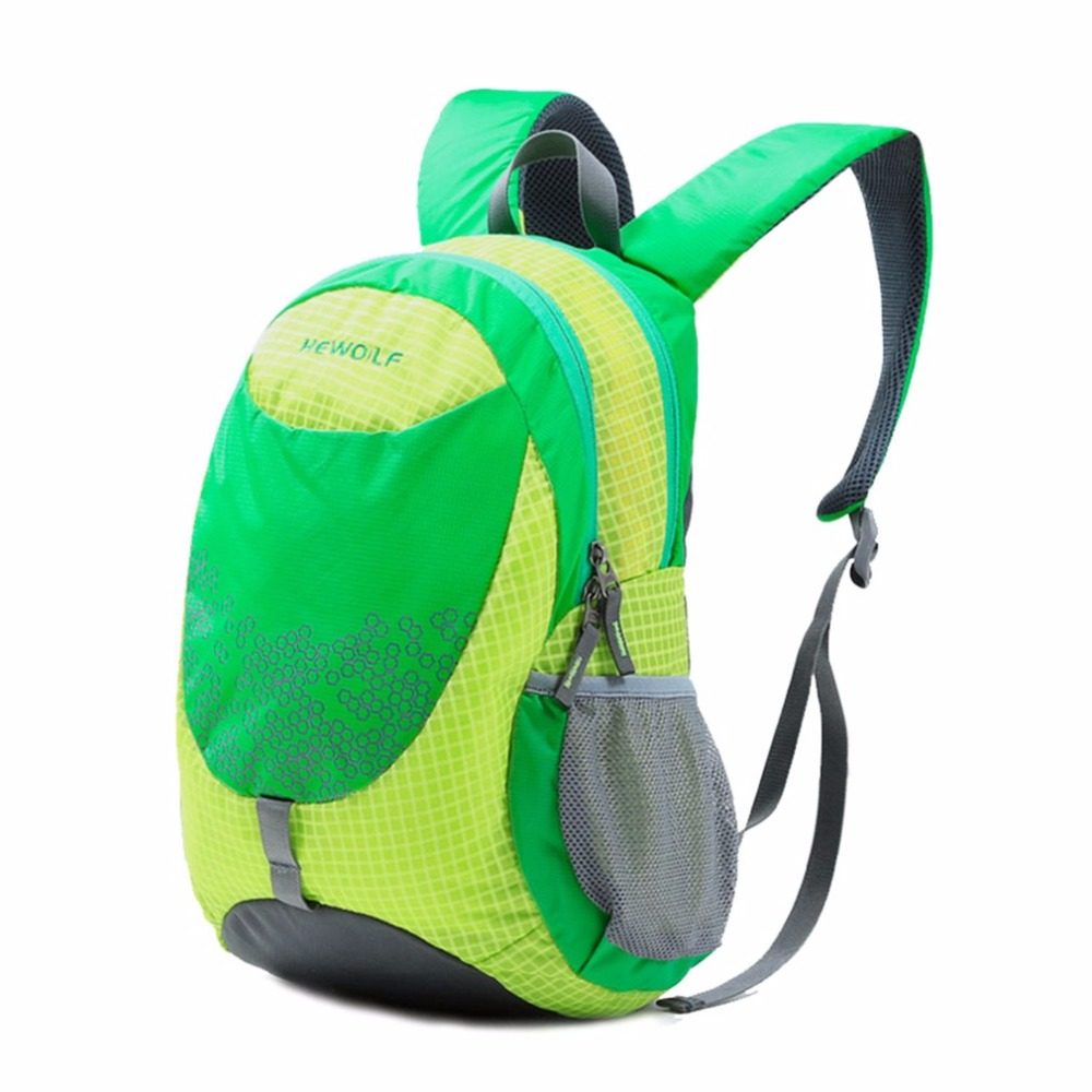 Portable Leisure Travel Bag Folding Waterproof Kids Sport Outdoor Pack Convenient Strong Permeability Outdoor Sports Backpack harlem hl 956 convenient folding outdoor pvc pail bucket translucent white green 10l