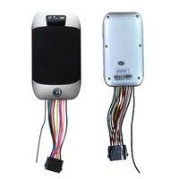 Quad Band Gsm Tracker Motorcycle Car Gps Vehicle Tracker Coban GPS303G GPS Tk303g Dual Positioning Realtime