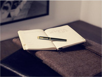 Długopis 1 sztuk metalowe pióra kulkowe i długopisy biznes prezent długopis materiały biurowe atom długopis wiele kolorów są wysyłane losowo w Długopisy kulkowe od Artykuły biurowe i szkolne na