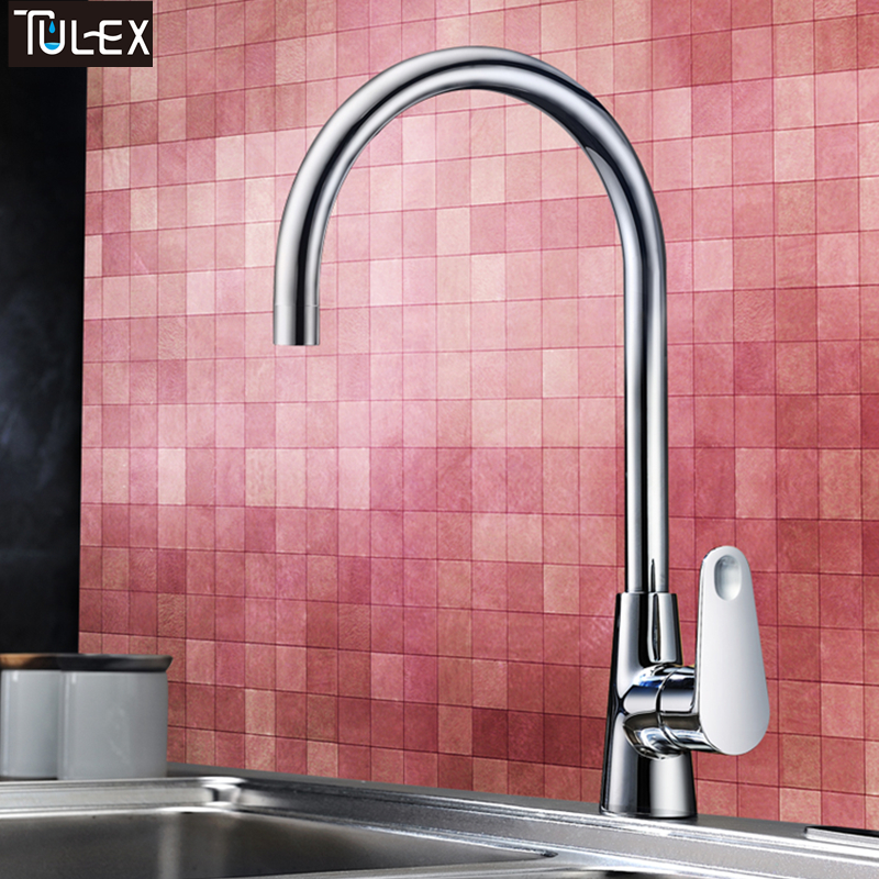 Kitchen Mixer Faucet Pull Out Spout Solid Brass Body Chrome Finished for Hot and Cold Water On Sale брусья атлетические body solid gdip 59
