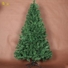 Teellook 1.5 m 1.8 2.1 2.4 christmas green festive scene decoration pendulum props
