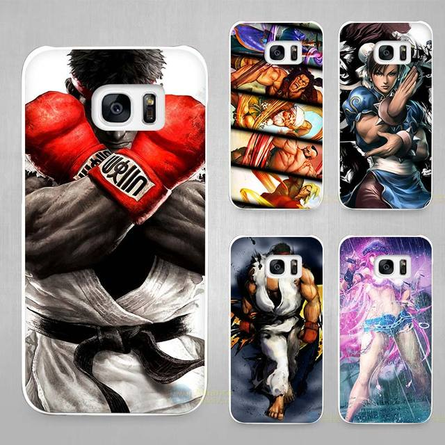 Street Fighter Phone Cases (Samsung)