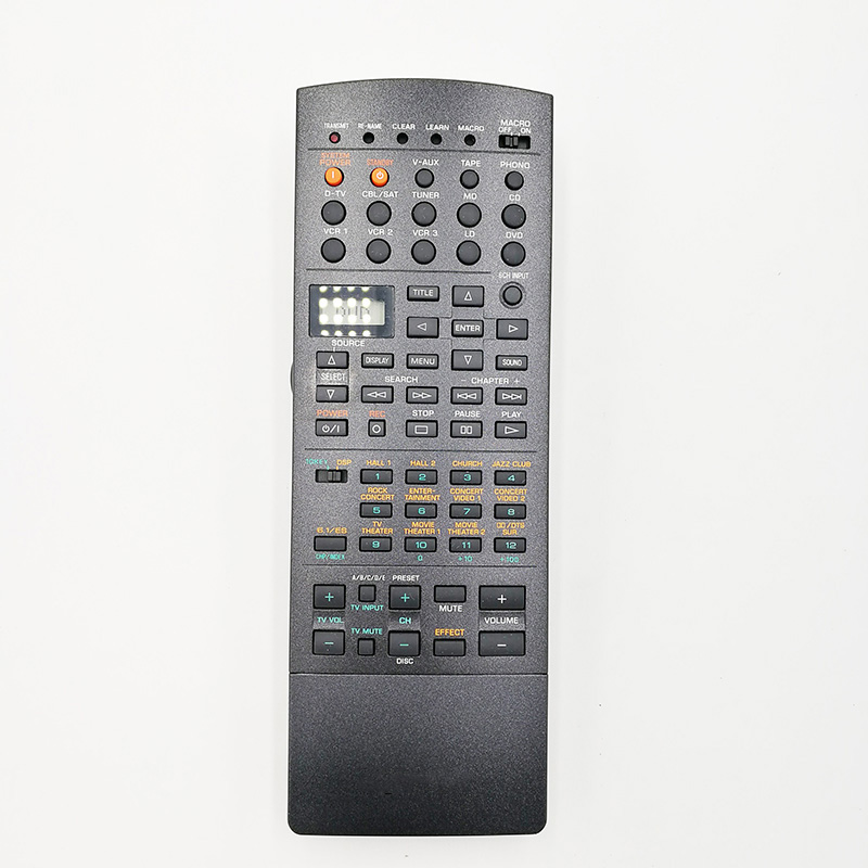 New Original Remote Control for yamaha AV power amplifier RX V2200 DSP AX1 RX V1 RX