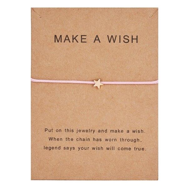 10*7,5 см Загадай перец узкое платье тканые регулируемый браслет Модные украшения подарок для Для женщин, Для мужчин, для детей - Окраска металла: BR18Y0165-3