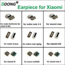 цена на For Xiaomi redmi note3 4/redmi 5a/5/redmi 6/6a /mi max/ 5 plus max 3 max3 Earpiece Speaker Receiver Earphone Ear speaker