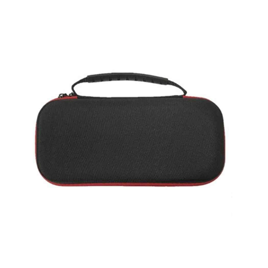 Новый дорожный Чехол для защиты игры для хранения красный, синий, черный чехол для nintendo выключатель с цепочкой