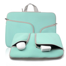 Fashion Laptop bag For Macbook Pro Air Retina 11 13 15 Ultrabook Notebook Sleeve bag for