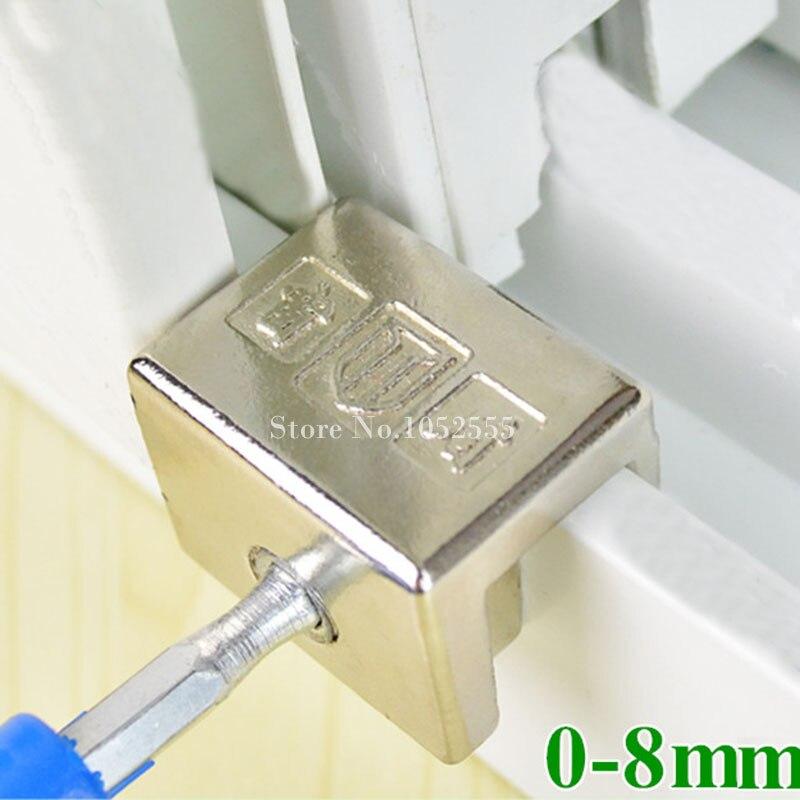 Aluminum Window Plastic : Sliding glass door plastic lock